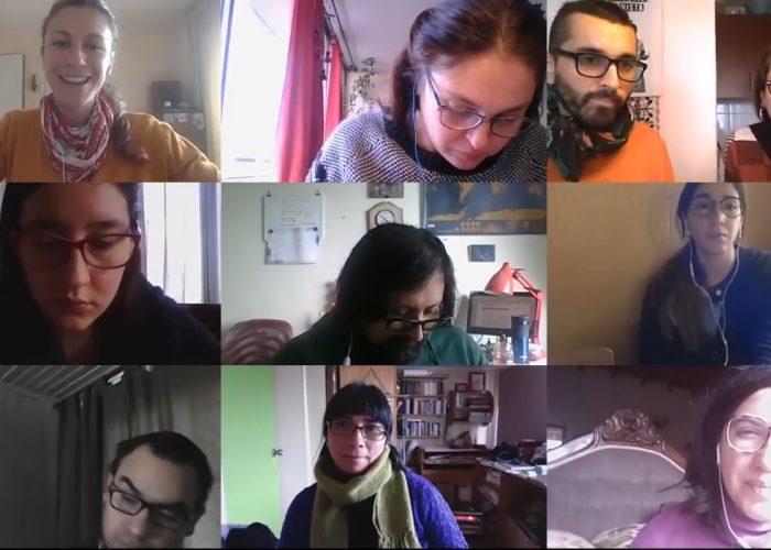 Cidesal organiza taller sobre experiencias de investigación en pandemia